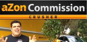 Azon Commission Crusher Use It On Your Traffic For Easy Amazon Affiliate Commissions